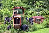 老农场设备 — 图库照片