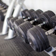 Gym — Stock Photo #10805367