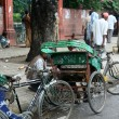 New Delhi street - Stock Photo