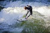 Surfista — Foto Stock