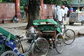 New Delhi street — Stock Photo