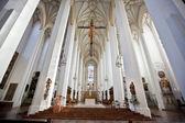 Frauenkirche en munich, alemania — Foto de Stock