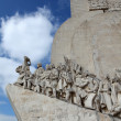 Stock Photo: Padrao dos Descobrimentos, Lisbon