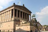 Nationalgalerie in Berlin — Foto de Stock