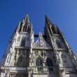Stock Photo: Regensburg cathedral