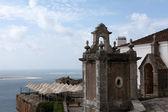 Saint Filipes Fortress in Setubal, Portugal — Stock Photo