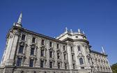 Slotten av rättvisa i münchen — Stockfoto