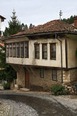 Eski evde: ohri, makedonya — Stok fotoğraf