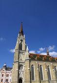 St. Mary Cathedral in Novi Sad, Serbia — Stock Photo