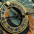 Astronomical clock — Stock Photo #12013148