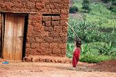 卢旺达男孩 — 图库照片
