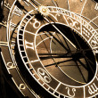 Astronomical clock — Stock Photo #12029113