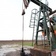 Oil production — Stock Photo