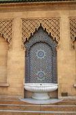 Mausoleum of Mohammed V, Rabat, Morocco — Stock Photo