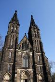 Kyrkan st. peter och paul, prag — Stockfoto