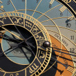 Astronomical clock — Stock Photo #12082805