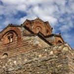 Church of St. John at Kaneo in Ohrid, Macedonia — Stock Photo