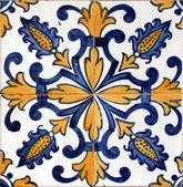 Lisabon azulejos — Stock fotografie