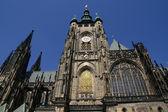 St. Vitus Cathedral, Prague — Stock Photo