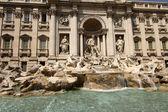 Fontana di trevi, rom, italien — Stockfoto