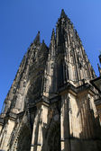 St. Vitus Cathedral, Prague — Стоковое фото