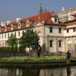 Wallenstein Garden, Prague - ストック写真