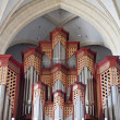 Church organ — Stock Photo #12258970