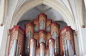 Kirchenorgel — Stockfoto