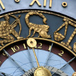 Astrological clock — Stockfoto #12301714