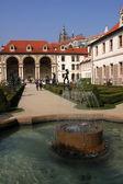 Wallenstein Garden, Prague — Stock Photo