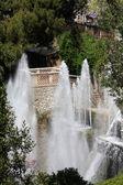 Villa d'Este in Tivoli, Italy — Stockfoto