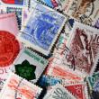 Stock Photo: Postage stamps