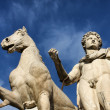 Capitoline Hill in Rome — Stock Photo