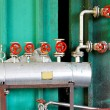 Stock Photo: Pressure regulation system