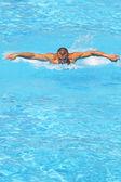 Harde duik opleiding — Stockfoto