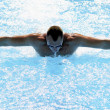 Swimmer — Stock Photo #12161025