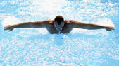 Swimmer — Fotografia Stock