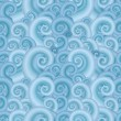 Royalty-Free Stock Immagine Vettoriale: Sea wave seamless pattern