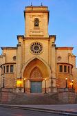 Cathedral of Juan de Albacete, in Albacete, Spain — Stock Photo