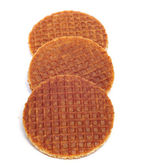 Stroopwafels — Stock Photo