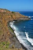 северной побережье тенерифе, канарских островах, испания — Стоковое фото