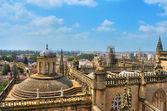 Katedrála v seville, španělsko — Stock fotografie