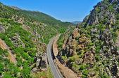 Despenaperros canyon, Spain — Stock Photo