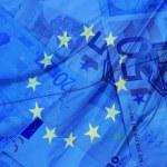 Постер, плакат: Euro bills