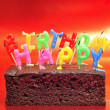 Happy birthday — Stock Photo #11401714