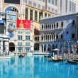 the venetian resort hotel casino in las vegas, united states — Stock Photo