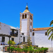 Stock Photo: Cathedral Church of Saint Mary of Betancuriin Fuerteventura, C