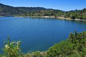 Siurana Reservoir in Tarragona Province, Spain — Stock Photo