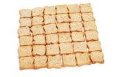 Mini toasts — Stock Photo