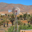 Stock Photo: Landscape of Antigua, Fuerteventura, Canary Islands, Spain